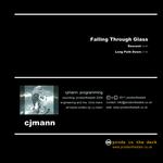 CJMANN - Falling Through Glass (Back Cover)
