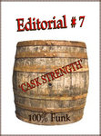 VARIOUS - Cask Strength (Front Cover)