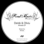 Derek & Oliviu - Wheels EP (Front Cover)