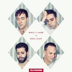WOLF & LAMB vs SOUL CLAP/VARIOUS - DJ Kicks (unmixed tracks) (Front Cover)