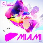 VARIOUS - Miami 2011 (Front Cover)
