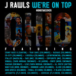 J RAWLS - We're On Top (#OhioTakeOver) (Front Cover)