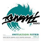 TWISTED & BOMBAMAN & SOUNDFORIA - Initiation Rites Vol 1 (Front Cover)