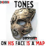 On His Face Is A Map