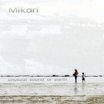 MIKARI - Unusual Sound Of Earth EP (Front Cover)