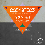 COSMETICS/S0N!KA - A Bit More Exciting (Front Cover)