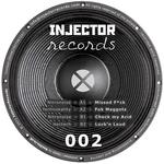 NITRONOISE/TECHNOKALITY/HECTECH - Acid Techno 002 (Front Cover)