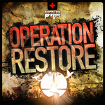 VARIOUS - Operation Restore (Front Cover)