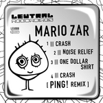 ZAR, Mario - Crash EP (Front Cover)