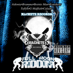 VARIOUS - Full Moon Riddim (Front Cover)