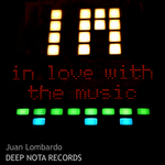 LOMBARDO, Juan - I'm In Love With The Music (Front Cover)