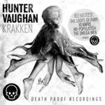 HUNTER VAUGHAN - Krakken EP (Front Cover)