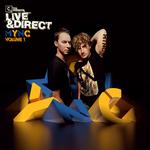 Cr2 Presents Live & Direct MYNC (unmixed tracks)