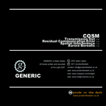 GENERIC - Cosm (Back Cover)