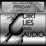 HELLNEGATIVE - Friday (Front Cover)