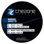 NIEREICH - Impact EP (Front Cover)