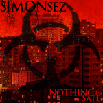 SIMONSEZ - Nothing Is Safe (Front Cover)