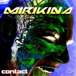 MIRIKINA - Contact (The Guitar Bomb) (Front Cover)