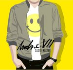 ANDRE VII - Castlemorton EP (Front Cover)