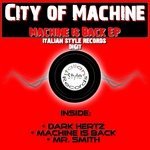 Machine Is Back EP