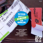 TVYKS feat C MONTS - From Prague To Berlin (Remix) (Front Cover)