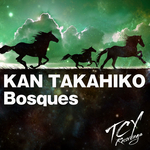 KAN TAKAHIKO - Bosques (Front Cover)