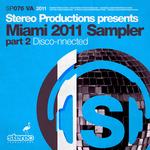 Miami 2011 Sampler: Part 2 Disco-Nnected