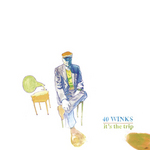 40 WINKS - It's The Trip (Front Cover)
