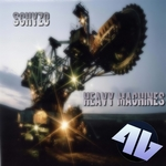 SCHYZO - Heavy Machines (Front Cover)