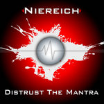 NIEREICH - Distrust The Mantra (Front Cover)