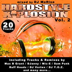 Hardstyle X Plosion: Special Edition Vol 2 (incl DJ mix By DJ MoRise)