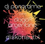 DOGO ARGENTINO - Diskonautik (Front Cover)