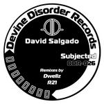SALGADO, David - Subjected (Front Cover)