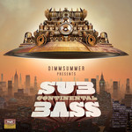 VARIOUS - Dimmsummer Presents SUBcontinentalBASS (Front Cover)