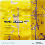PLANES - My Intentions EP 1 (Back Cover)