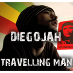 DIEGOJAH - Travelling Man EP (Front Cover)