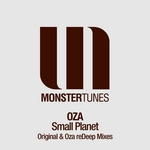 OZA - Small Planet (Front Cover)