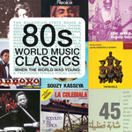VARIOUS - 80s World Music Classics (Front Cover)