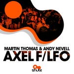 THOMAS, Martin & ANDY NEVELL - Axel F (Front Cover)