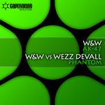 W&W vs WEZZ DEVALL - AK 47 (Front Cover)