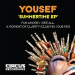 YOUSEF - Summertime EP (Front Cover)