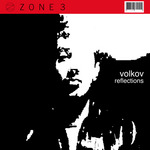 VOLKOV - Zone 3: Reflections EP (Front Cover)