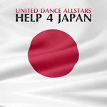 UNITED DANCE ALLSTARS - Help 4 Japan (Front Cover)