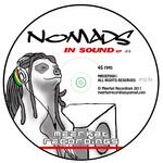 NUPHLO/FOONA/BASS TROLLS/KUTTERFUGEL - Nomads In Sound EP v 2.0 (Front Cover)