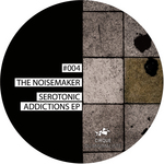 NOISEMAKER, The - Errors EP (Front Cover)