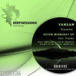 VANSAM - After Midnight EP (Front Cover)