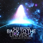 RAYDEN, Alex - Back To The Universe (Front Cover)