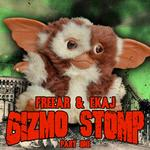 FREEAR - Gizmo Stomp EP 1 (Front Cover)