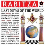 RABITZA - Last News Of The World (Front Cover)