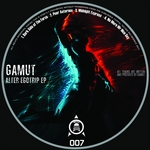 GAMUT - Alter Egotrip EP (Front Cover)